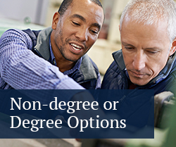 degree or non-degree