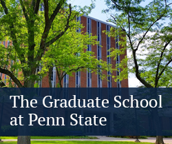 the graduate school at penn state