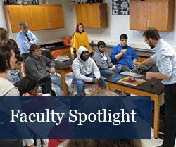 faculty spotlight