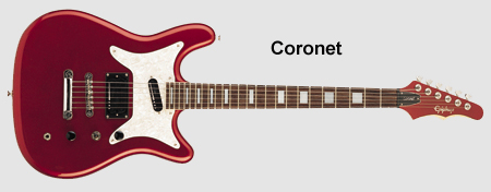 Epiphone coronet activation code