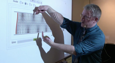 Dan Russell's Acoustics and Vibration Animations